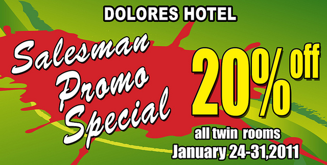 Dolores Tropicana Room Rates